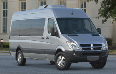Dodge Sprinter Tall Roof