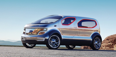 Ford Airstream Concept ext