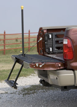 Ford TailGate Step