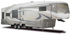 Forest River Cedar Creek DayDreamer Fifth Wheel