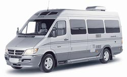 Roadtrek RS Adventurous Class B